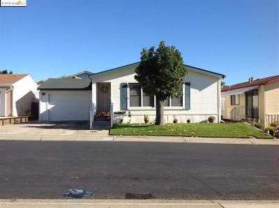Contra Costa County Mobile Home For Sale: 1905 Strasbourg Ln.