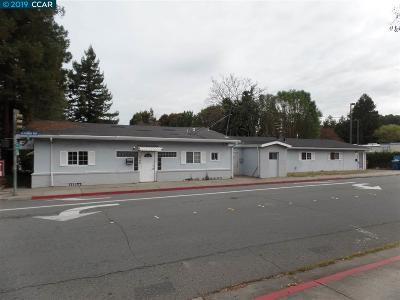 Martinez Commercial For Sale: 3545 Alhambra Avenue