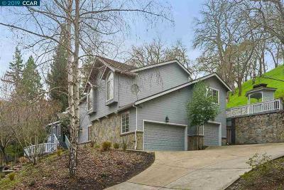 Alamo CA Single Family Home For Sale: $1,749,000