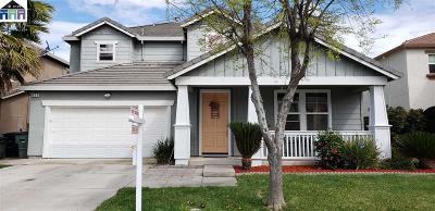 Tracy Single Family Home For Sale: 624 Presidio