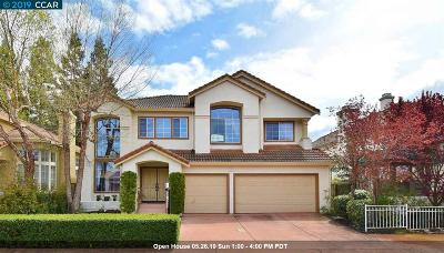 San Ramon Single Family Home For Sale: 140 Victory Cir