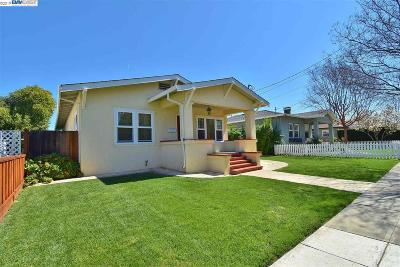 Livermore Single Family Home For Sale: 766 S J St