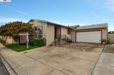 Contra Costa County Mobile Home For Sale: 1824 Strasbourg Lane