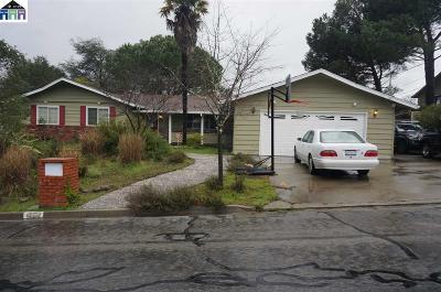 Orinda Single Family Home For Auction: 57 Bates