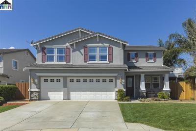 Oakley Single Family Home Pending Show For Backups: 123 Amador Ct