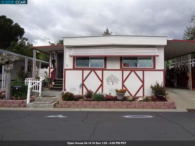 Concord Mobile Home For Sale: 7 Terrace Drive