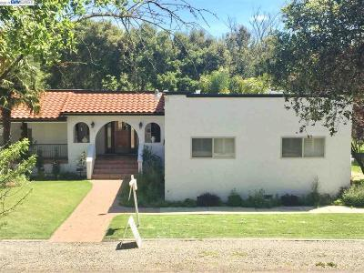 Sunol Single Family Home For Sale: 14 Railroad Ave