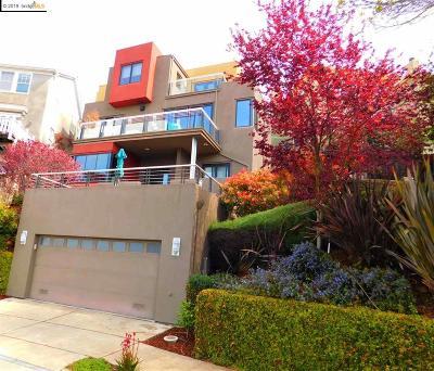 Oakland Single Family Home For Sale: 5871 Buena Vista Ave