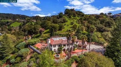 Orinda Single Family Home For Sale: 21 Sycamore Road