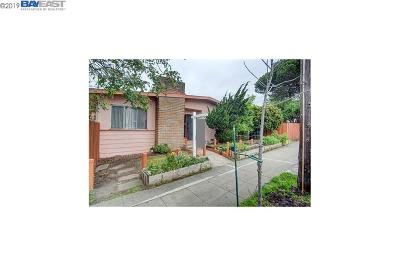 Berkeley Multi Family Home For Sale: 1500 Sacramento St