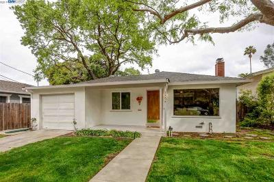 Livermore Single Family Home For Sale: 1858 College Ave