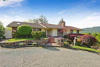 Danville Single Family Home For Sale: 430 Alisal Ct.