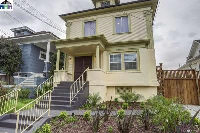 Oakland Single Family Home For Sale: 831 56th St