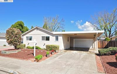 Livermore Single Family Home For Sale: 3872 Santa Clara Way