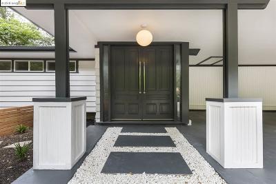 Orinda Single Family Home For Sale: 36 Dias Dorados