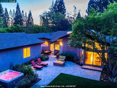 Single Family Home For Sale: 2160 Canyon Oak Ln