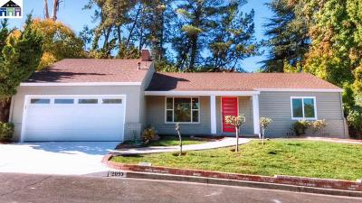 Walnut Creek Single Family Home For Sale: 2093 Essenay Ave