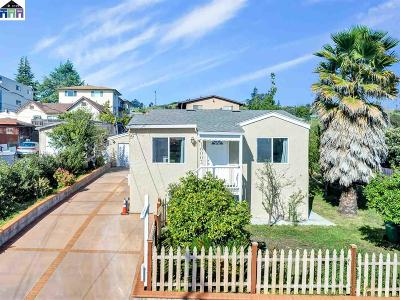 San Leandro Single Family Home For Sale: 16002 Maubert Ave