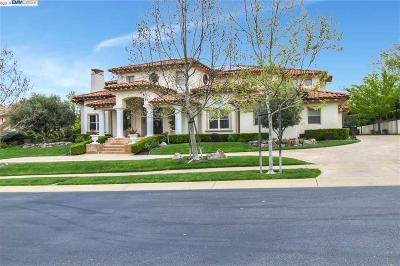 Pleasanton Single Family Home For Sale: 1502 Via Di Salerno