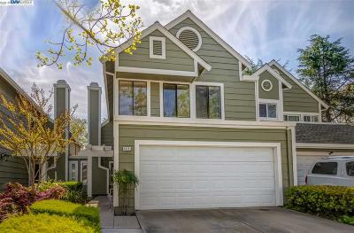 Pleasanton Condo/Townhouse Back On Market: 4374 Fairlands Dr