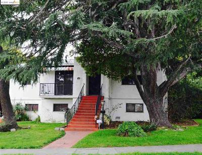 Oakland Single Family Home For Sale: 5523 Fleming Ave