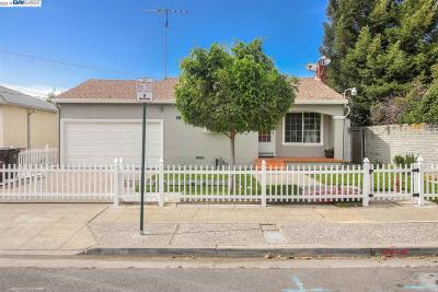 Hayward Single Family Home Back On Market: 267 Ocie Way