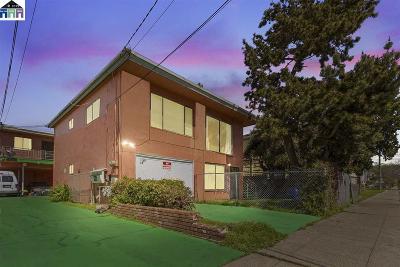 Berkeley Multi Family Home For Sale: 1011 Delaware Street