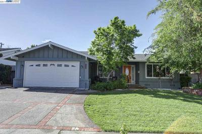 Fremont Single Family Home For Sale: 1668 Walden Ct