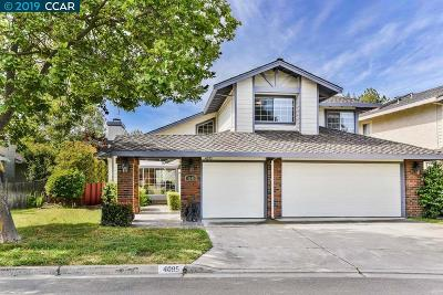 Single Family Home For Sale: 4095 Canyon Crest Rd