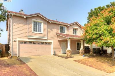 Antioch Single Family Home New: 1237 Oak Haven Way