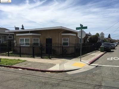 Oakland Single Family Home For Sale: 3701 E Penniman Ave.