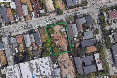 Oakland Residential Lots & Land For Sale: 3223 Hannah St
