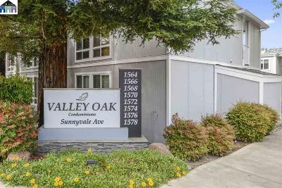 Walnut Creek Condo/Townhouse New: 1564 Sunnyvale Ave #1