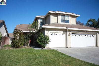 Tracy Single Family Home For Sale: 1554 Grace Ct