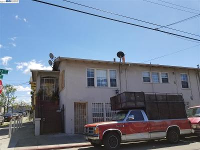 Oakland Multi Family Home For Sale: 1656 33rd Ave