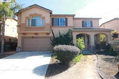 Tracy Single Family Home New: 1120 Whispering Wind Drive