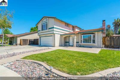 Tracy Single Family Home New: 2770 Gomes Ct