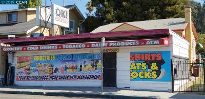 Oakland Commercial For Sale: 7994 Macarthur Blvd