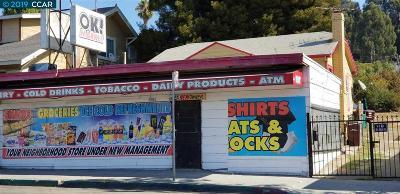Oakland Single Family Home For Sale: 7994 Macarthur Blvd