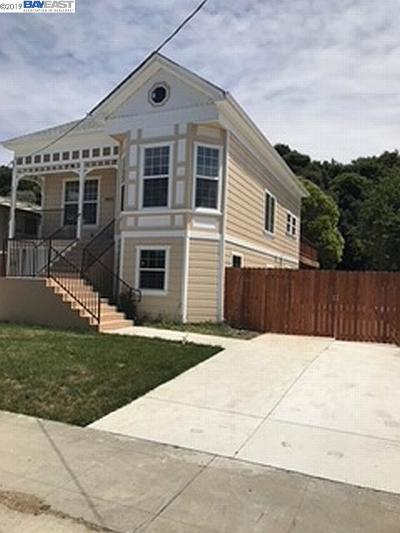 Hayward Multi Family Home For Sale: 1453 C St