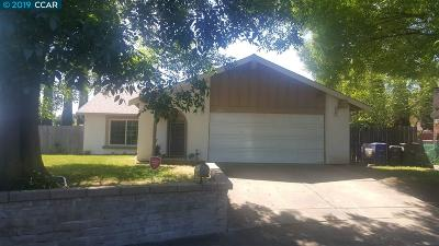 Pittsburg Single Family Home For Sale: 279 Helm Ct