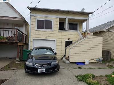 Richmond Single Family Home For Sale: 541 4th St