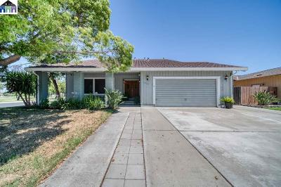 Manteca Single Family Home New: 1313 Northgate Dr