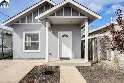Oakland Single Family Home New: 10545 Pippin St