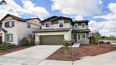 Oakley CA Single Family Home New: $529,999