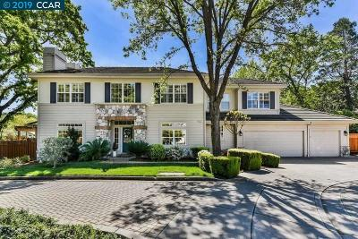 Walnut Creek CA Single Family Home New: $1,829,000