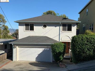 Richmond Single Family Home New: 425 Santa Fe Ave