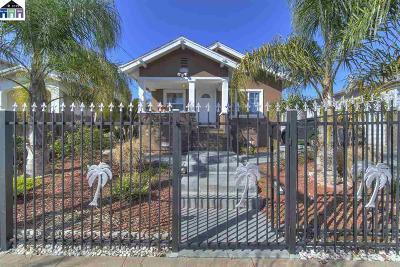Oakland Single Family Home New: 1815 Church St