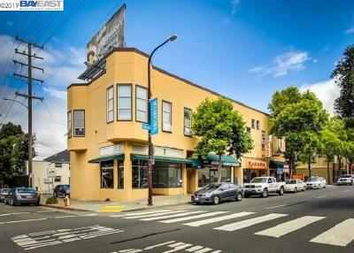 Berkeley Multi Family Home For Sale: 1015 University Avenue