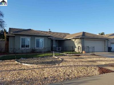 Oakley CA Single Family Home New: $488,000